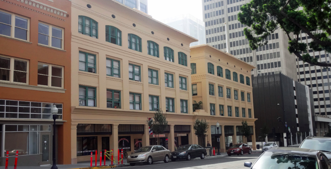 Hotel Sandford, 1301 Fifth Avenue