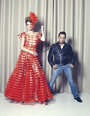 """Andre Soriano's idea is """"is to have an army of  fashion designers all working on their designs  and [creating] an exclusive San Diego line."""""""