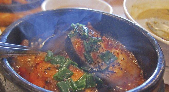 Catfish Claypot
