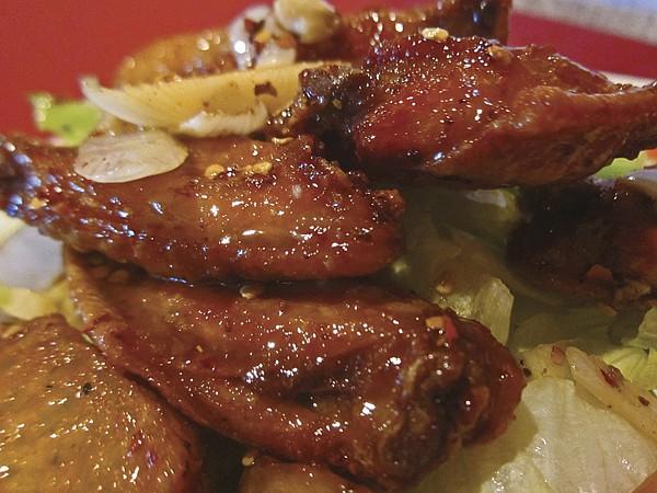 Fish Sauce Wings
