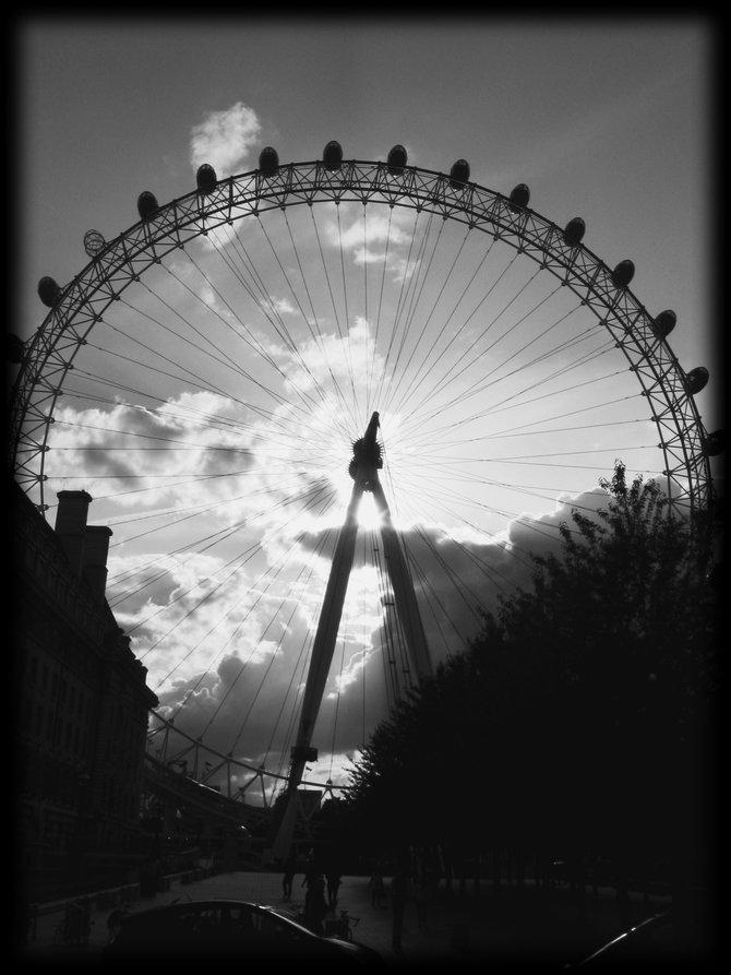 The London Eye, Central London, England
