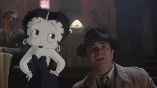 "Even Bob Hoskins couldn't take her ""Boop-Oop-A-Doop"" away in ""Who Framed Roger Rabbit."""