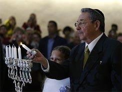 Cuban President Reuven Castro.