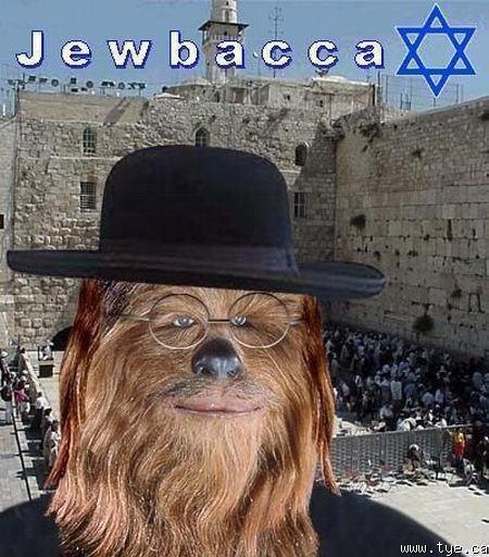 Jewbacca.