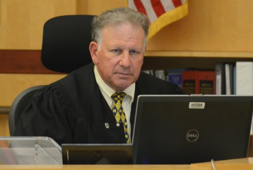 Judge Harry Elias found sufficient evidence to order trial. Photo Weatherston.