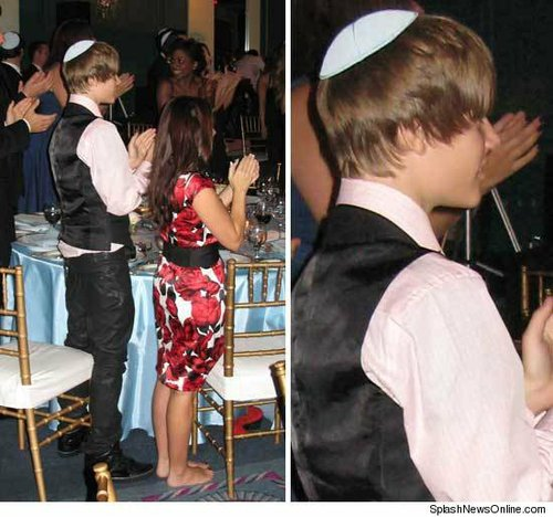 Justin Bieberbaum.