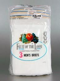 More men call Fruit of the Loom briefs their magic underpants of choice than any other.
