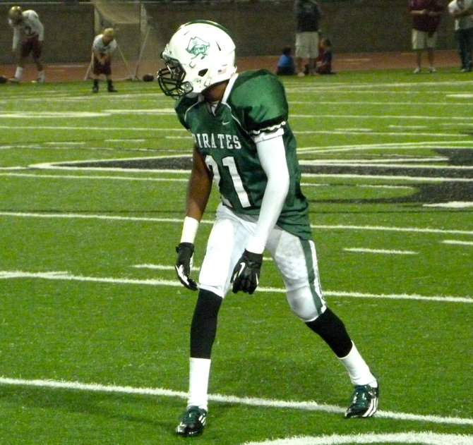Oceanside junior receiver T.K. Dodds