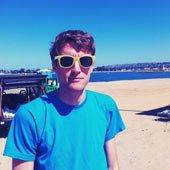 Dan Luko of Neon Cough - courtesy photo