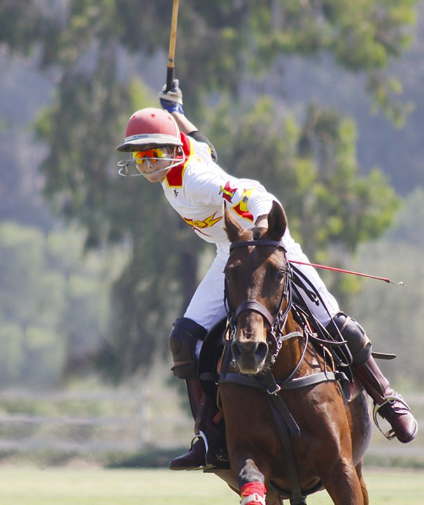 San Diego Polo Club Match