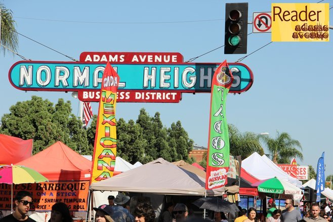 Adams Avenue 2012 photo