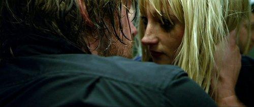 """Ronald Zehrfeld and Stine Fischer Christensen star in the thriller, """"Cracks in the Shell."""""""