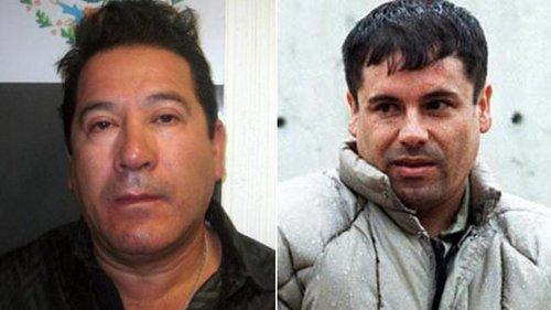 """Jose Sanchez Villalobos and Joaquín """"El Chapo"""" Guzmán"""