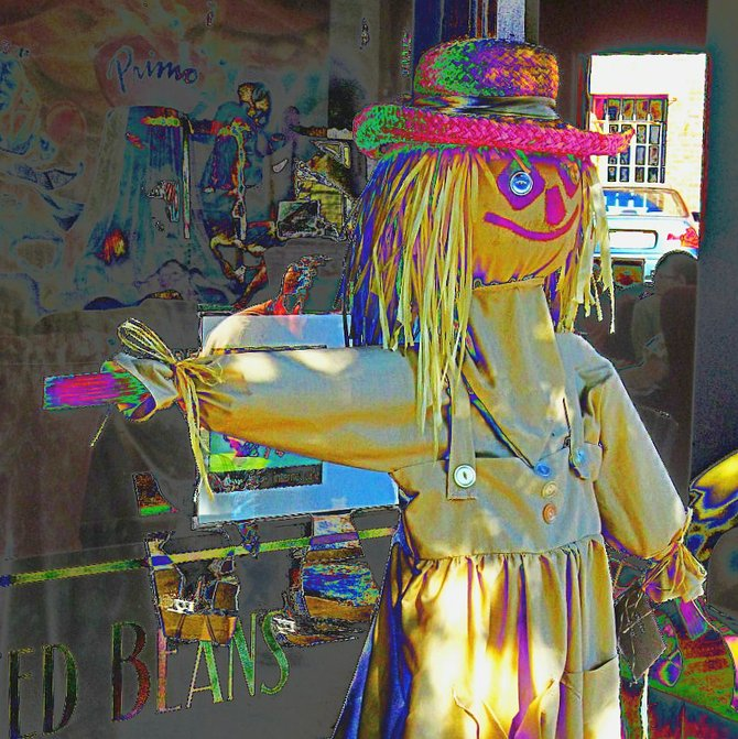 Fallbrook Scarecrow Days 2012