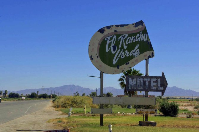 "Blythe, CA. ""A Community With A Charming Past, Compelling Present and Dynamic Future!"""
