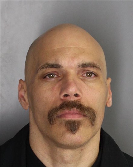 Fugitive photo of Christopher Selena, released by Escondido Police.