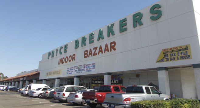 Price Breakers, National City
