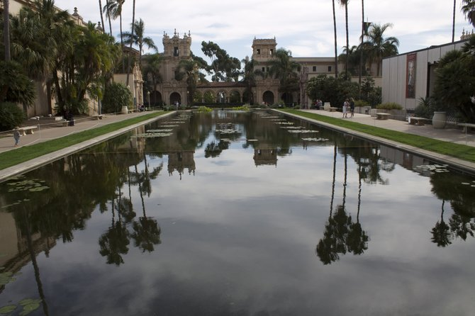 Balboa Park San Diego, it's a must see if you visit.