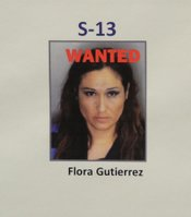 Fugitive photo from Oceanside police.