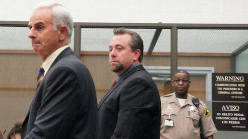 Michael Christian Koch in court this year.  Photo Weatherston