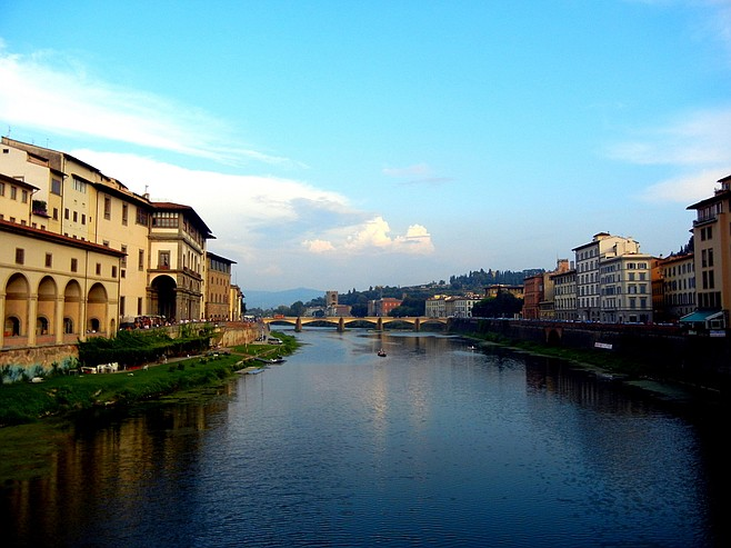 Florence's River Arno