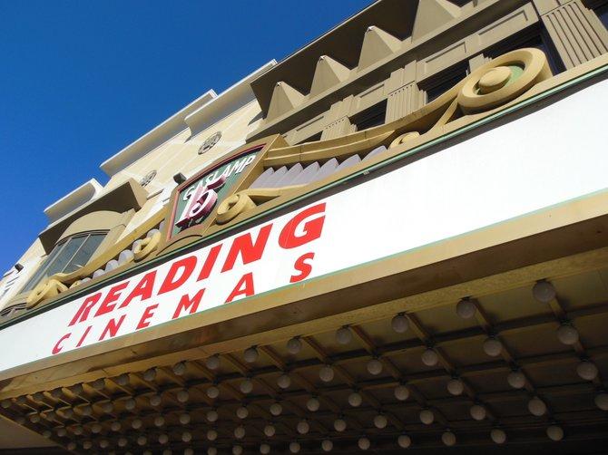Reading Cinema (Downtown San Diego)