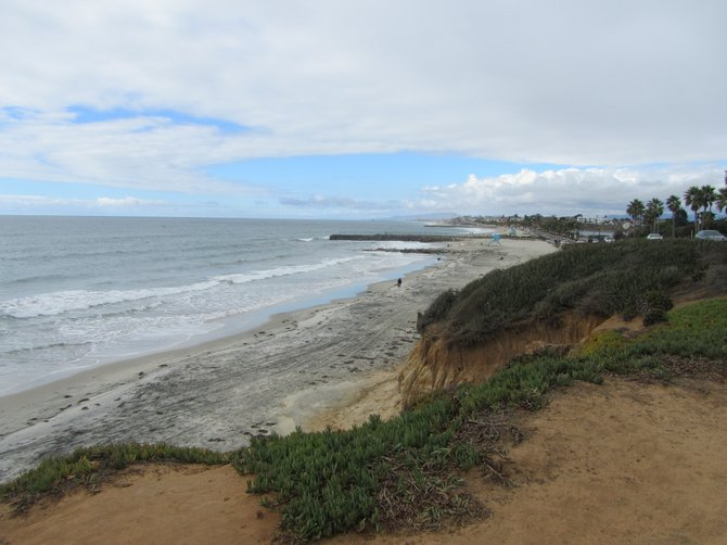 """Rainy Sunday in Carlsbad, CA"""