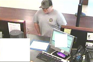 FBI photo of the Chubby Bandit.