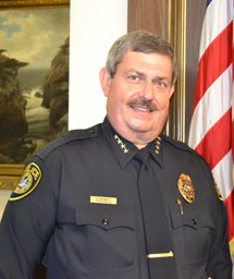 Charles Hogquist, Chief of Police, San Diego Community College District