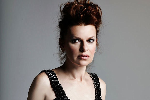 Saucy comedienne Sandra Bernhard's at Anthology Friday and Saturday nights.