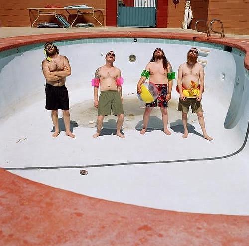 Portland sludge-rock quartet Red Fang sinks its teeth into Casbah Tuesday night.
