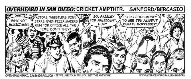 Cricket Amphitheatre
