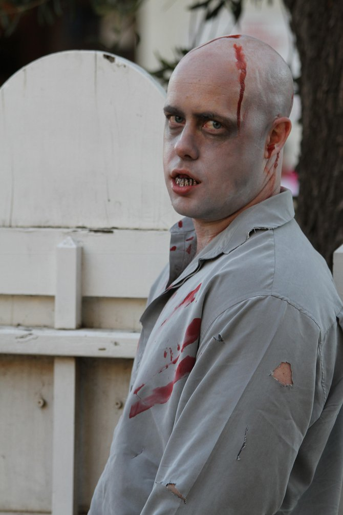 Old Town Zombie Walk 2012