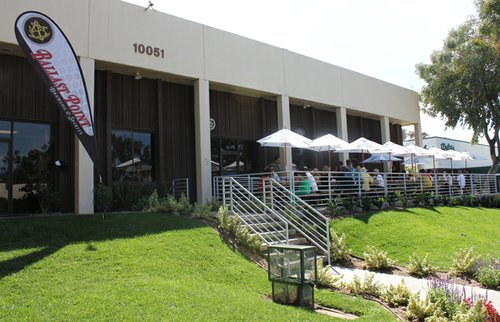 Ballast Point recently added outdoor enjoyment space to its Scripps Ranch combination brewery, headquarters, and tasting room.