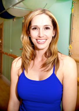 Keely Watson, instructor
