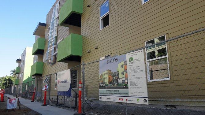 Kalos Apartments on Florida Street