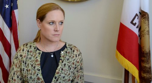 Prosecutor Rachel Solov charged murder for financial gain.