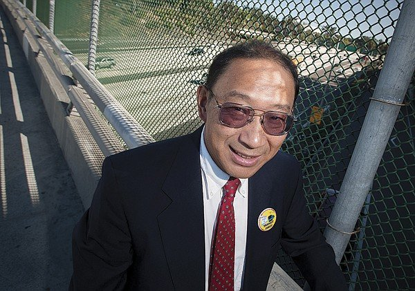 Jack Shu, president of the Cleveland National Forest Foundation, says his group filed suit to stop the plan after their suggestions to SANDAG were ignored.
