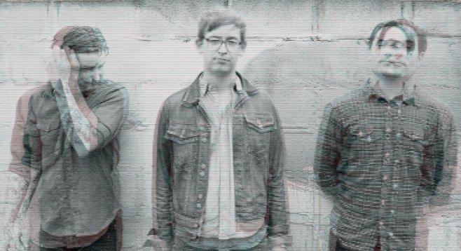 Soda Bar stages Toronto art-punk trio Metz on Thursday.