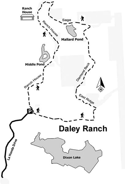 Daley Ranch Pond View Trails | San go Reader on freeman ranch map, cole ranch map, hart ranch map, fisher ranch map, hall ranch map, bell ranch map, walsh ranch map, riley ranch map, gibson ranch map, foothill ranch ca street map, rogers ranch map, russell ranch map, grant ranch map, wallace ranch map, turner ranch map, brooks ranch map, city ranch california map, bishop ranch map, austin ranch map, carter ranch map,