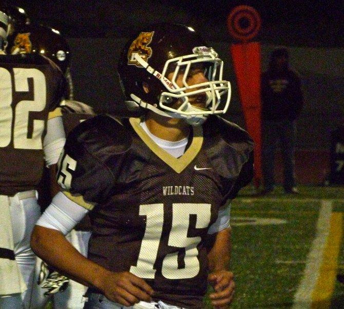 El Camino senior quarterback Chris Beauchamp