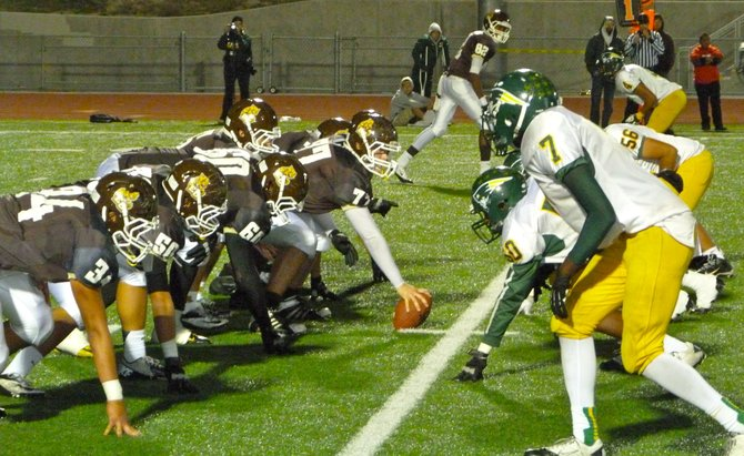 El Camino lines up across from Patrick Henry in the first round of the Division I playoffs