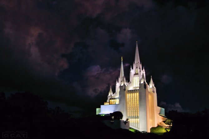 Mormon Temple, University City