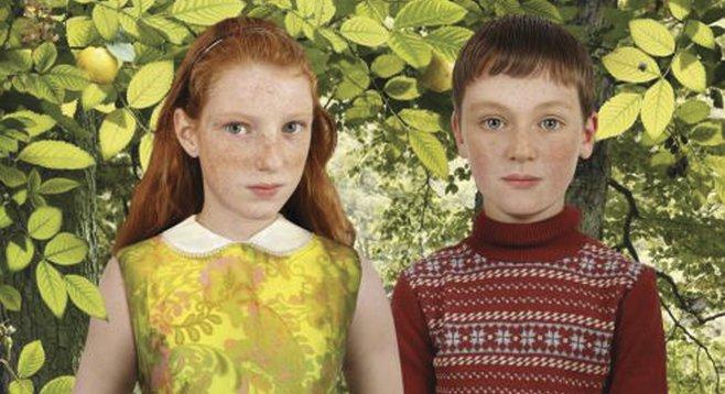 Brothers & Sisters #3, by Ruud van Empel (2009)