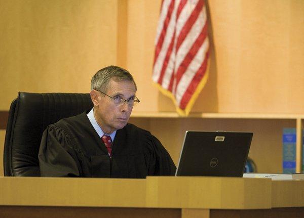 Judge Richard Mills sentenced Stutzman to 417 years in prison.