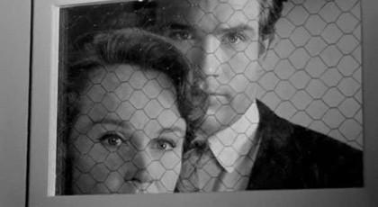 Kim Hunter and Warren Beatty.