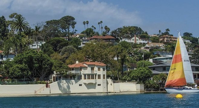 Mavourneen O'Connor's former home in Point Loma is for sale for $6.8 million.