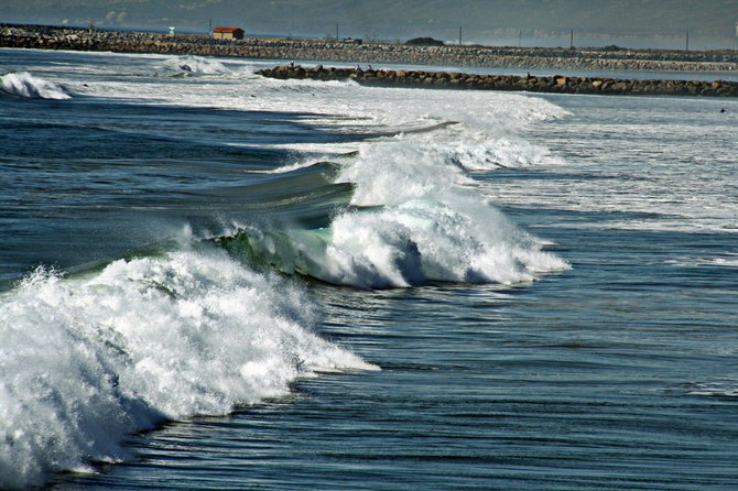 Oceanside surf