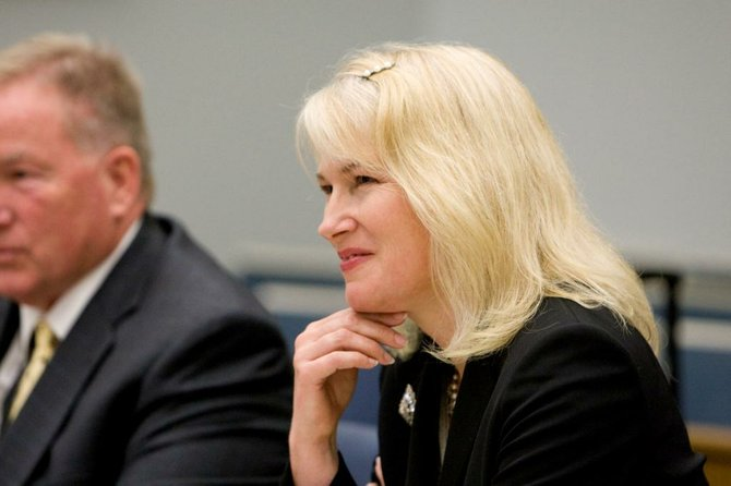 Prosecutor Anna Winn specializes in financial cases.  Photo credit Nick Morris.