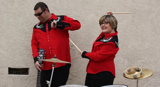 Canada meets Chula Vista in the husband-and-wife musical comedy duo Pony Death Ride.